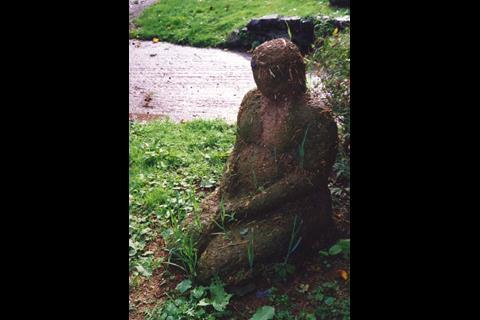Mother earth, private collection